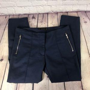 ZARA Basics Women's Smart Tailored Trouser Pants